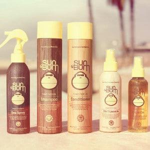 Sun Bum products - Sunscreen SGI