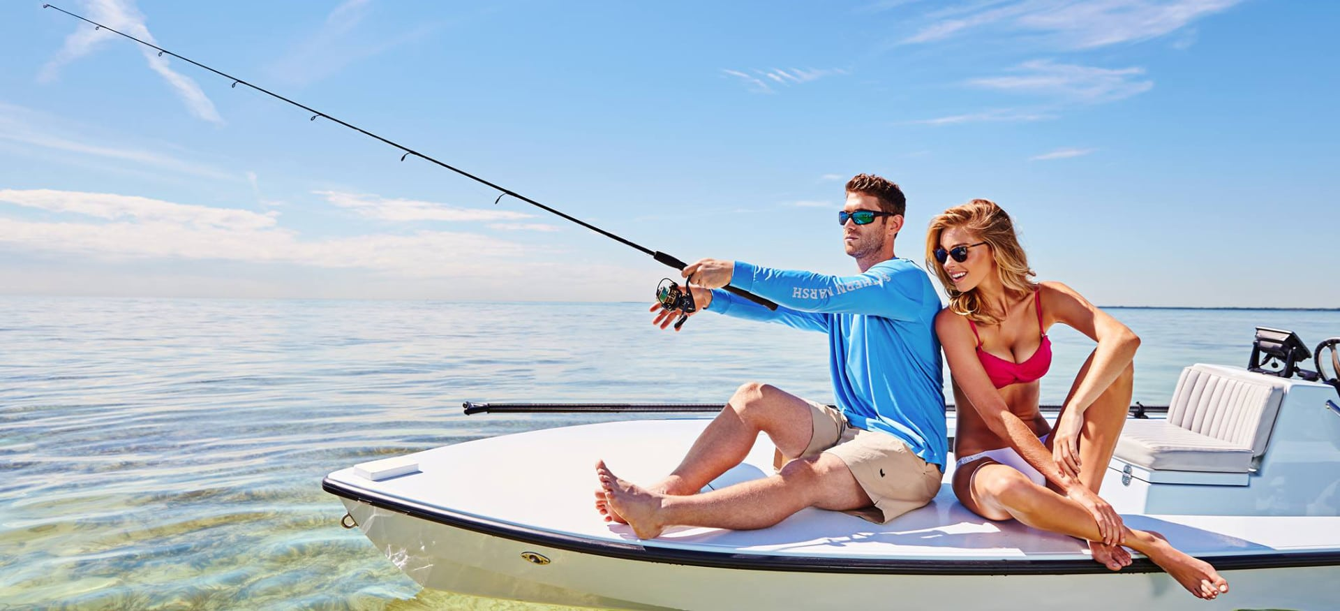 st george island shopping - boat fishing